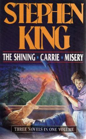 The Shining / Carrie / Misery
