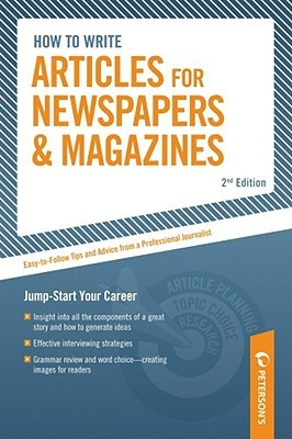 How to write articles for magazines