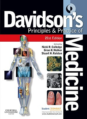 Davidson's Principles and Practice of Medicine [With Access C... by Brian R. Walker