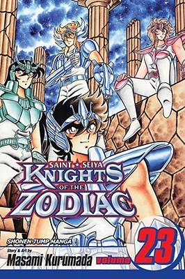 Knights of the Zodiac, Vol. 23: Underworld, The Gate of Despair (Saint Seiya #23)
