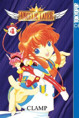 Angelic Layer, Vol. 4 by CLAMP