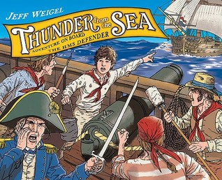 Thunder From the Sea by Jeff Weigel