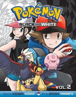 Pokémon Black and White, Vol. 2 by Hidenori Kusaka