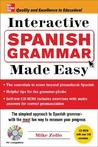 Interactive Spanish Grammar Made Easy [With CDROM]