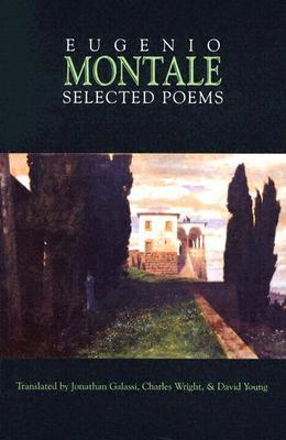 Selected Poems by Eugenio Montale