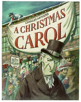 Charles Dickens' A Christmas Carol by Brett Helquist — Reviews, Discussion, Bookclubs, Lists