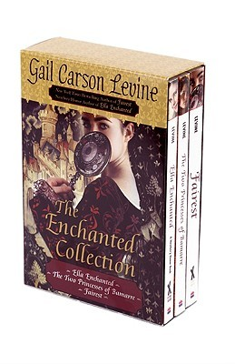 The Enchanted Collection Box Set by Gail Carson Levine