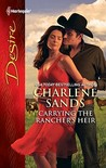 Carrying the Rancher's Heir (The Worths of Red Ridge, #1)