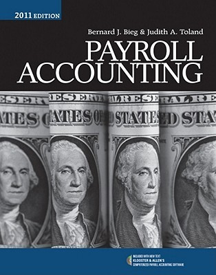 Payroll Accounting 2011 (with Klooster & Allen's Computerized Payroll Accounting Software CD-ROM) (Book & CD Rom)