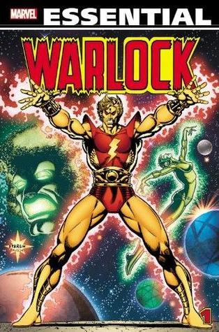 Essential Warlock, Vol. 1 (Essential Marvel)