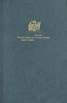 The Law Society of Upper Canada Special Lectures: The Modern Law of Damages