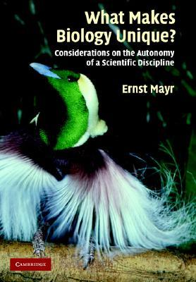 What Makes Biology Unique?: Considerations on the Autonomy of a Scientific Discipline