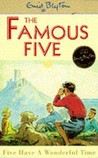 Five Have a Wonderful Time (Famous Five, #11)