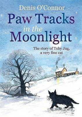 Paw Tracks in the Moonlight by Denis O'Connor
