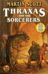 Thraxas and the Sorcerers (Thraxas, #5)
