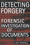 Detecting Forgery: Forensic Investigation of Documents