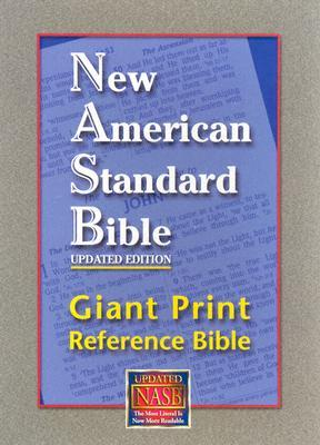 New American Standard Bible Updated Edition Giant Print Reference Bible