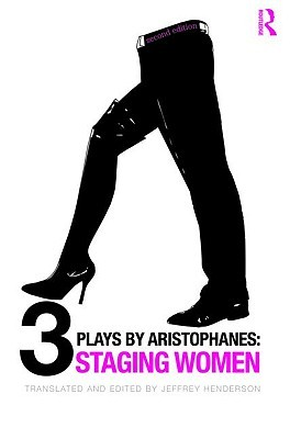 Three Plays by Aristophanes by Aristophanes