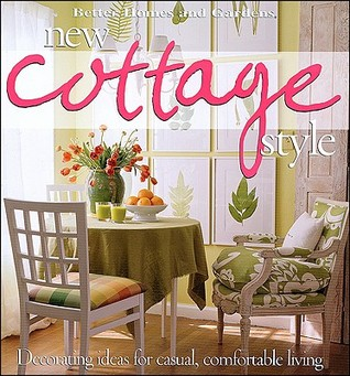 New cottage style decorating ideas for casual Better homes and gardens living room ideas