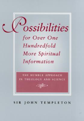 Possibilities for Over One Hundredfold More Spiritual Information