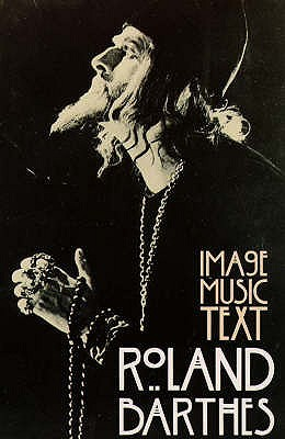 Image-Music-Text by Roland Barthes