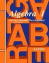 Algebra 1: An Incremental Development - Solutions Manual