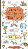 Please Write in This Book