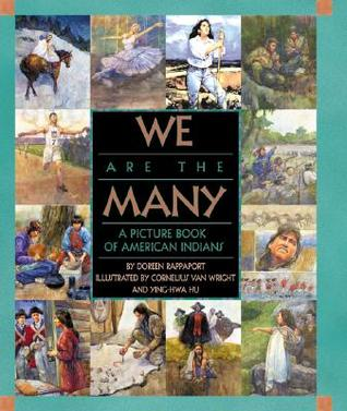 We Are the Many  by Doreen Rappaport
