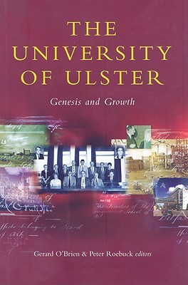 The University of Ulster by Gerard O'Brien
