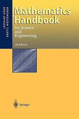 Mathematics Handbook for Science and Engineering by Lennart Råde