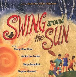 Swing Around the Sun by Barbara Juster Esbensen