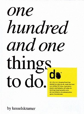One Hundred and One Things to Do by Tyler Whisnand