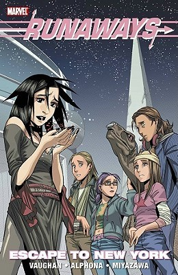 Runaways, Vol. 5: Escape to New York