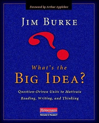 What's the Big Idea? by Jim Burke