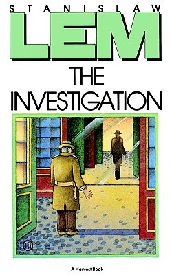The Investigation by Stanisław Lem