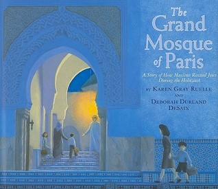 The Grand Mosque of Paris by Karen Gray Ruelle