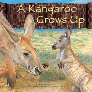 A Kangaroo Grows Up (Wild Animals)