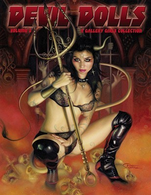 Devil Dolls 2  - A Gallery Girls Collection