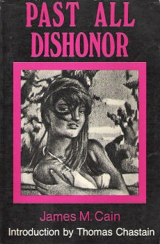 Past All Dishonor