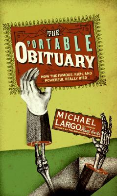 The Portable Obituary by Michael Largo