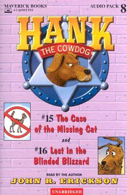Hank the Cowdog: The Case of the Missing Cat/Lost in the Blinded Blizzard