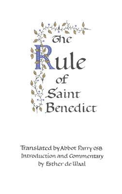 an analysis of the benedict s rule written by saint benedict of nursia Introduction to study the holy rule of saint benedict and abbot philip  done us  the great service of writing an extensive commentary on every part of the rule.