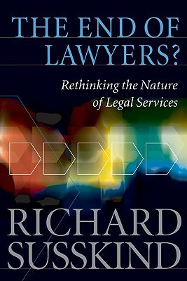 Richard susskind the end of lawyers