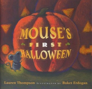 Mouse's First Halloween by Lauren Thompson
