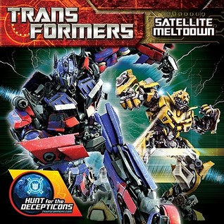Transformers: Hunt for the Decepticons: Satellite Meltdown