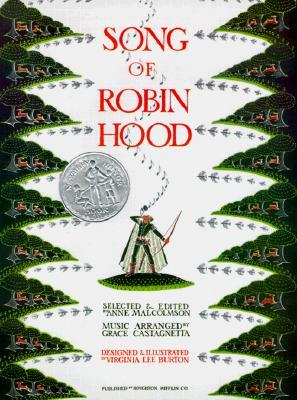 The Song of Robin Hood by Anne Malcolmson