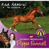 Red Admiral the Racehorse (Tilly's Pony Tails, #2)