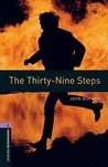 The Thirty-Nine Steps (Oxford Bookworms Stage 4)