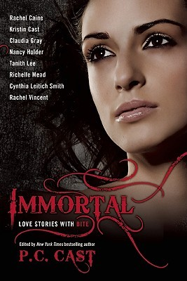 Immortal by P.C. Cast