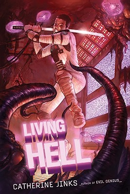 Living Hell by Catherine Jinks